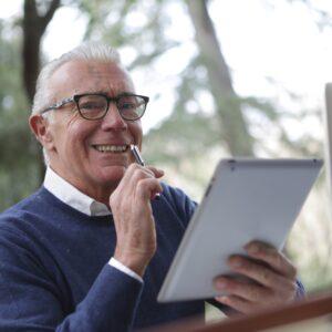 Investing for elderly